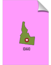 Idaho State Heart