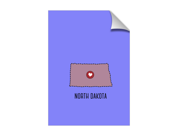 North Dakota State Heart