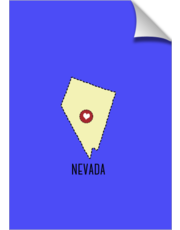 Nevada State Heart