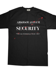 Arkham Asylum Security: FAIL