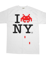 I Space Invade New York