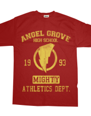 Angel Grove H.S.