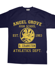 Angel Grove H.S. (Blue Ranger Ed.)