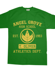 Angel Grove H.S. (Green Ranger Ed.)