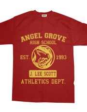 Angel Grove H.S. (Red Ranger Ed.)