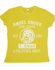 Angel Grove H.S. (Yellow Ranger)