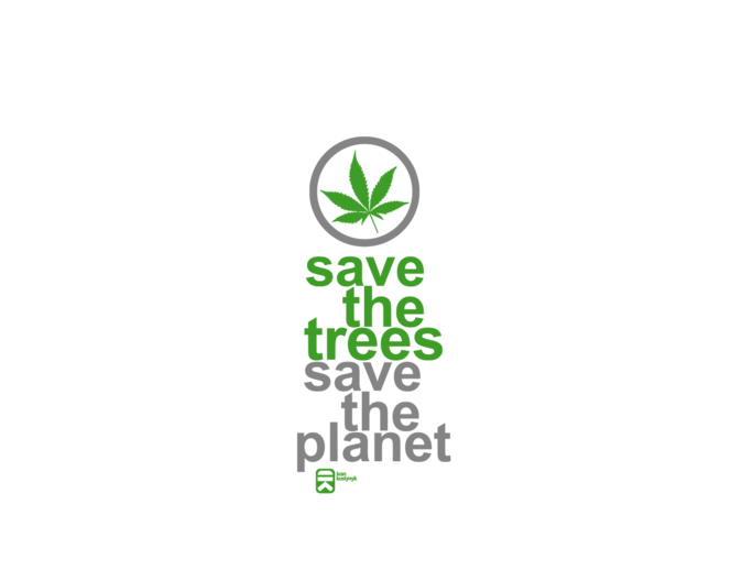 MySoti - Johnkent - 'Save the Trees-Save the Planet'- Tees