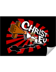 Christ Fu - Love Thy Unconscious Enemy