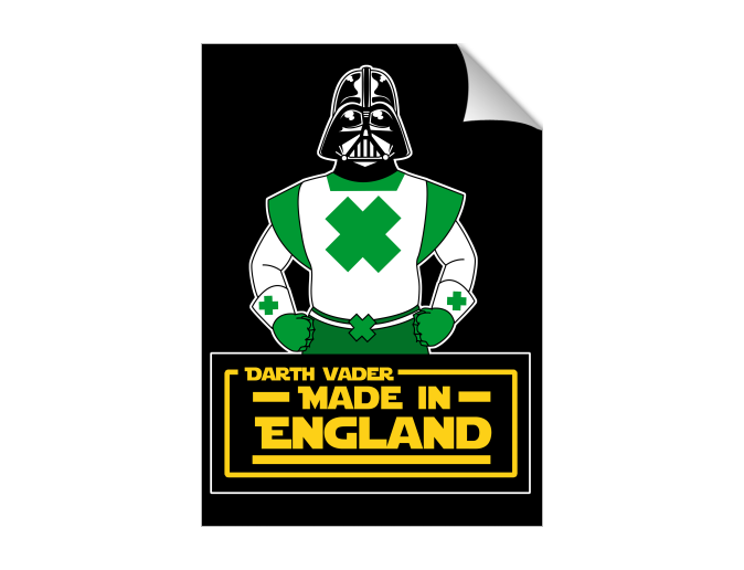 Darth Vader - Made In England