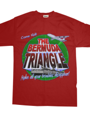 Bermuda Triangle Retro Tee