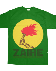 Flame of Zaire 1960