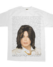 King of pop for ever