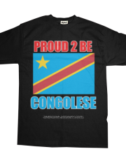 Proud 2 Be Congolese (RDC)