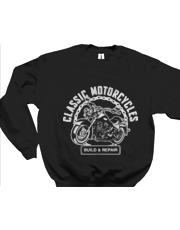 Classic Motorcycles Build & Repair