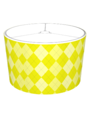 Yellow Argyle