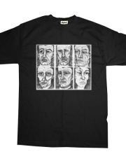 Film Noir Pen Noise Tshirt
