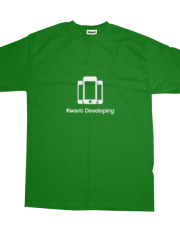 Official Kwant Developing T-Shirt