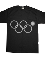 Sochi Olympic Rings 2014