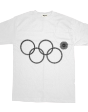 Sochi Olympic Rings 2014 ( Black )