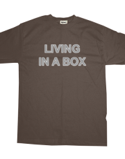 Living In A Box - Official Band Tee Shirt