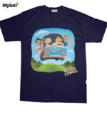 Roger Workman's Mystery Machine tee by lostincomics. Available from MySoti.com.