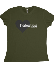 LoveHelvetica Big Heart