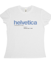 LoveHelvetica BlueBell 73