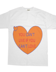 You can't live if you can't love