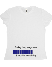 Baby in progress, 2 months remaining