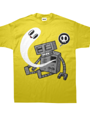 Dead Robot (Grey) for KIDS!
