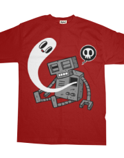 Dead Robot (Grey) for MEN!