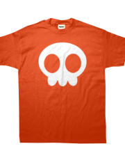 Cute Skull (White) for KIDS!