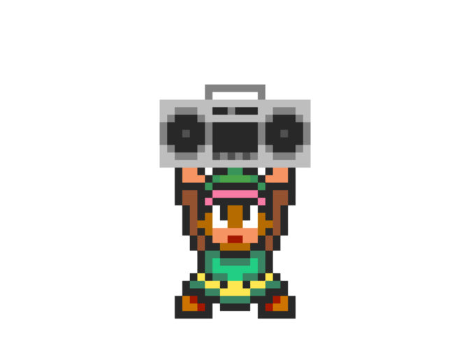 Link boombox