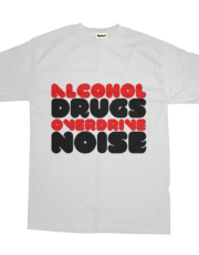 Alcohol to Noise