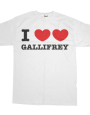 I Love Love Gallifrey