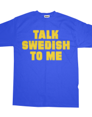 Talk Swedish to Me
