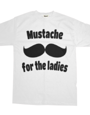 Mustache for the ladies 1