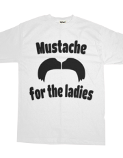 Mustache for the ladies 2