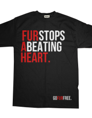 fur : stops a beating heart.