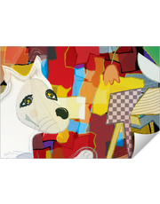 Bad Dog Cubism
