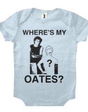 Where's My Oates?