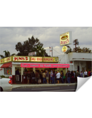 Pink's 70th - LaBrea at Melrose