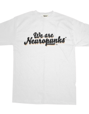 we are neuropunks tee