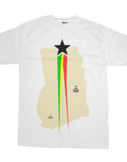 Ghana World Cup 2010 t-shirt