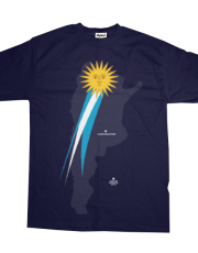 Argentina World Cup t-shirt - Albicelestes