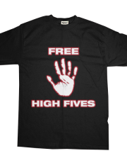 free high fives.