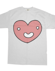 Heart Face Too T Shirt