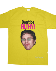 Don't be filthy #1
