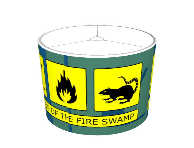 Hazards of the Fire Swamp