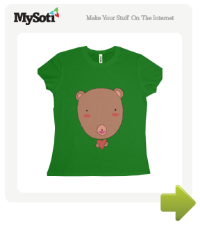 The little gifts are the best tee by Paz. Available from MySoti.com.